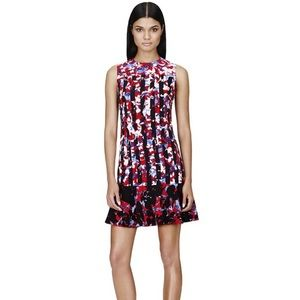 Peter Pilotto for Target Red Blue Sleeveless